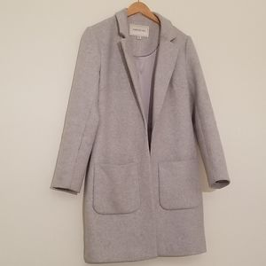 Ever New wool blend coat size 6